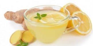 Boisson citron-gingembre au thermomix