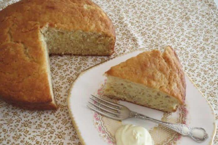 Gâteau aux bananes facile
