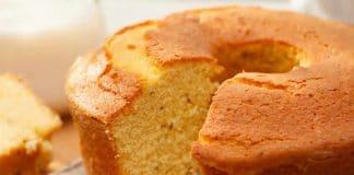 Gâteau nature ultra moelleux