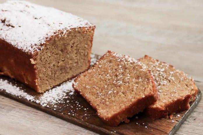 Gâteau pain d'épices au thermomix