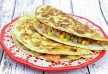 Sandwich de tortillas