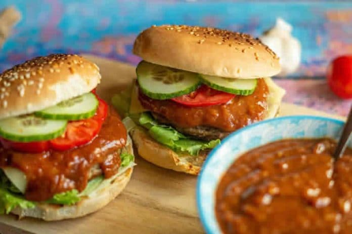 Sauce burger au thermomix