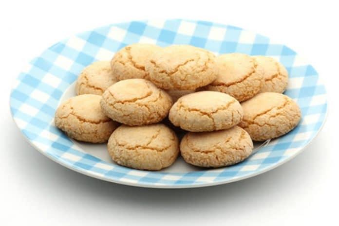 Amaretti - biscuit italien au thermomix
