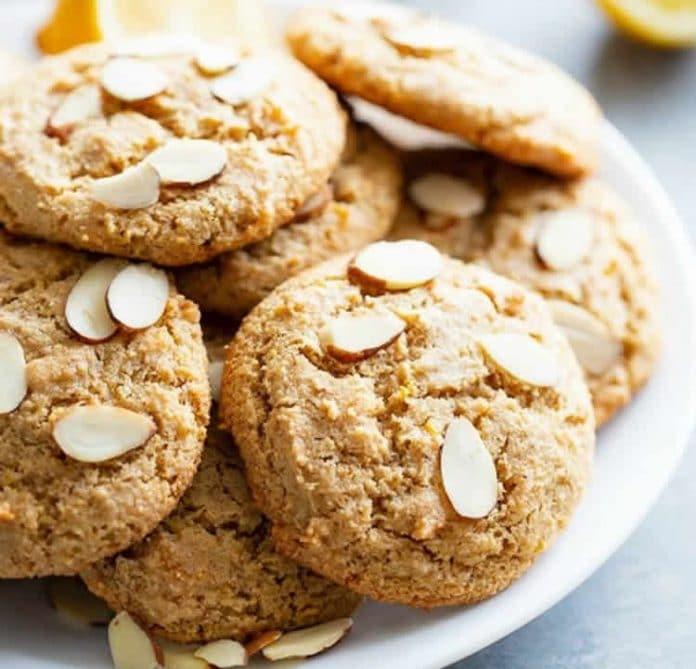 Biscuits aux amandes et citron au thermomix