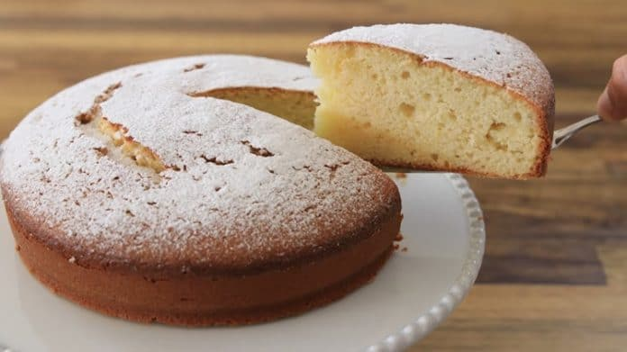 Cake nature facile au thermomix