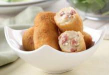 Croquettes de jambon au thermomix