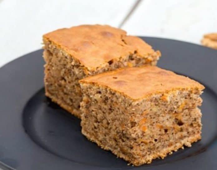 Gâteau à l'avoine au thermomix