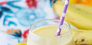 Smoothie banane mangue au thermomix