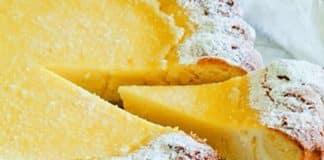 Tarte au citron et ricotta