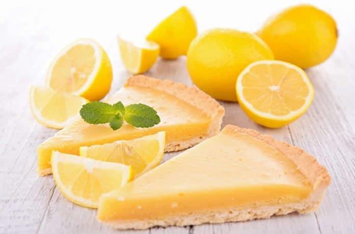 Tarte au citron inratable