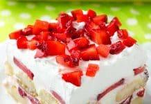 Tiramisu fraises mascarpone au thermomix