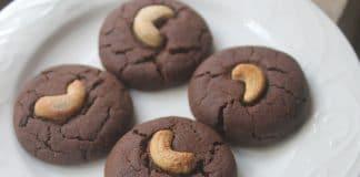 Biscuits au chocolat sans œufs