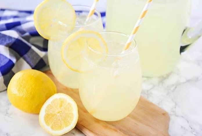 Citronnade bien fraîche au thermomix