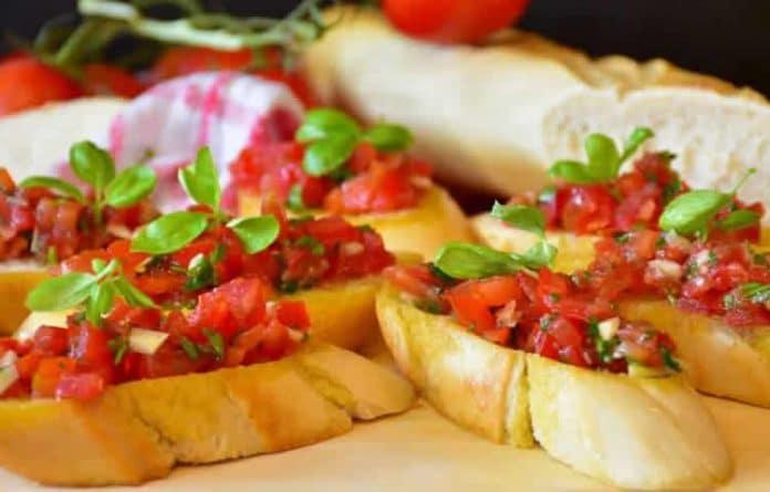 Pain apéro aux tomates au thermomix