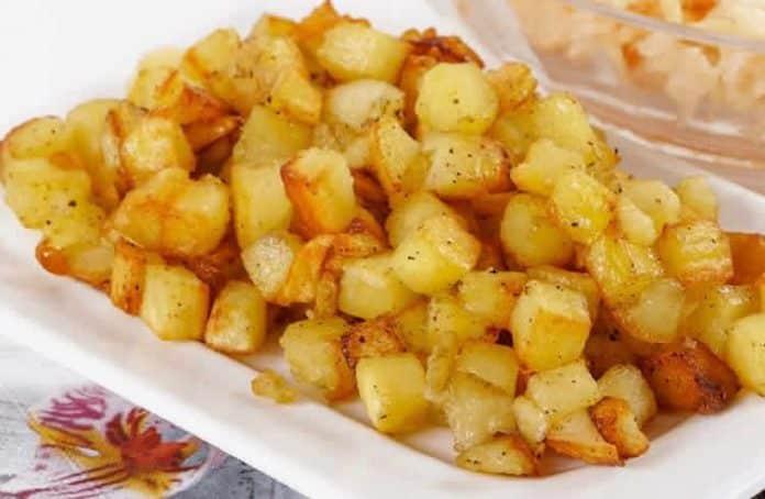Comment faire des pommes de terre sautées