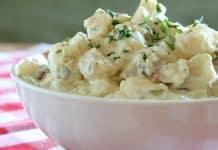Cuisson de pommes de terre à la vapeur