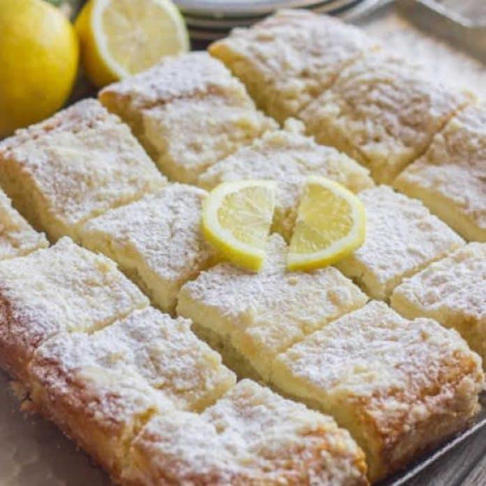 Gâteau au yaourt et citron au thermomix