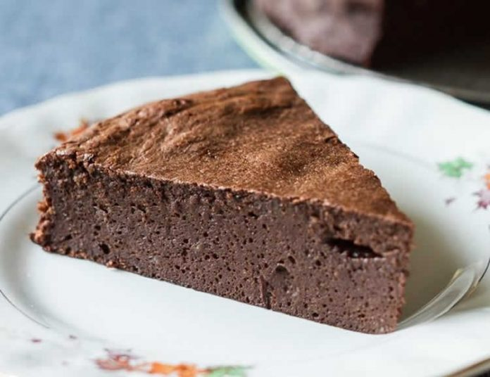 Gâteau chocolat au cookeo