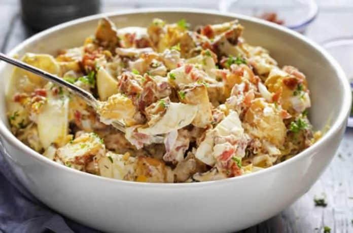 La meilleure salade de pommes de terre