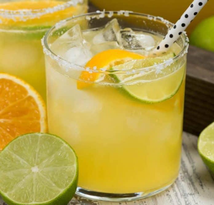 Margarita sans alcool