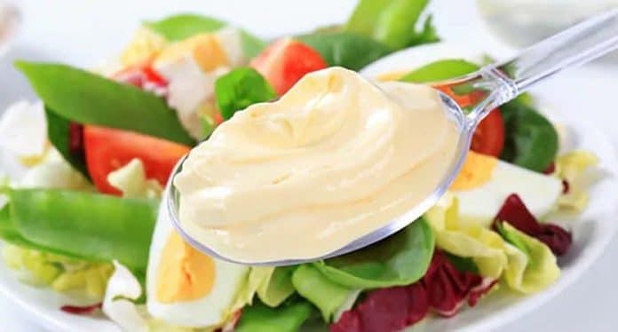Mayonnaise maison facile au thermomix