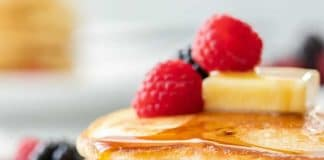 Pancake facile et rapide au thermomix