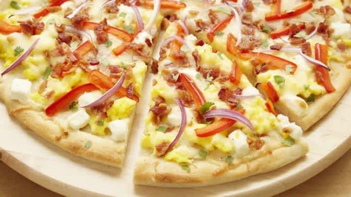 Pâte à pizza facile au thermomix