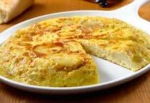 Tortilla de pommes de terre espagnole