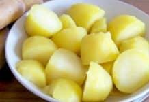 Pommes de terre à la Cocotte-Minute