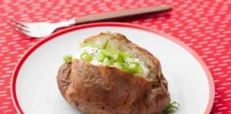 Pommes de terre au four à la crème