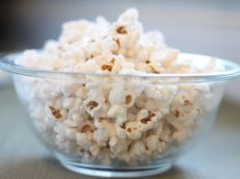 Pop corn au cookeo