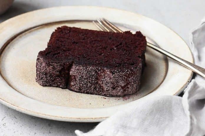 Cake au chocolat facile au thermomix