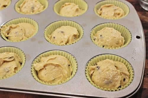 Cupcakes à la crème biscuits et M&M's 1