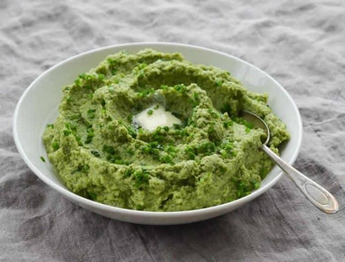 Purée de brocolis au cookeo