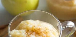 Compote de pommes classique au thermomix