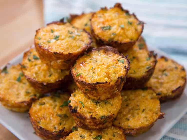 Muffins de chou-fleur