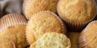 Muffins moelleux et délicieux