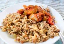 Recette de riz libanais