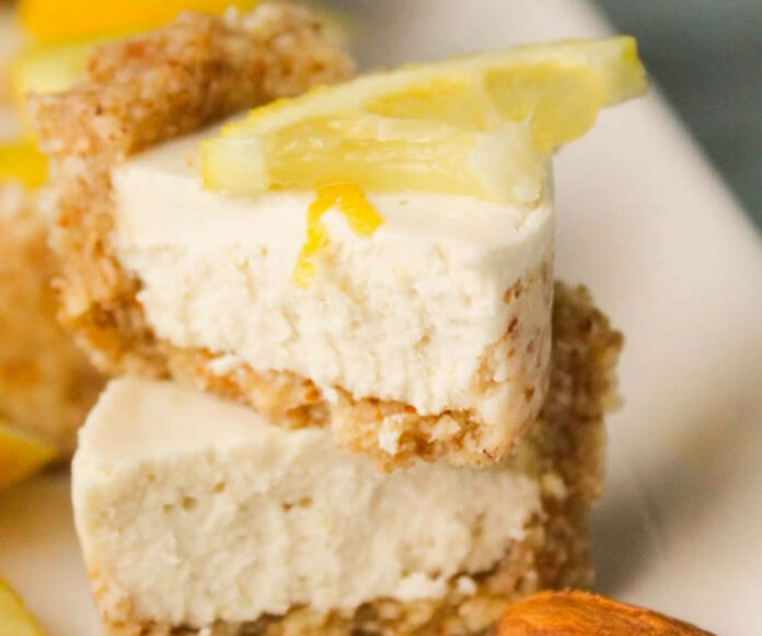 Tartelettes au citron et noix de cajou