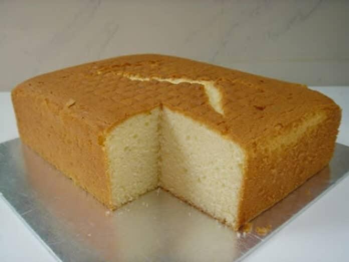 Cake moelleux sans beurre