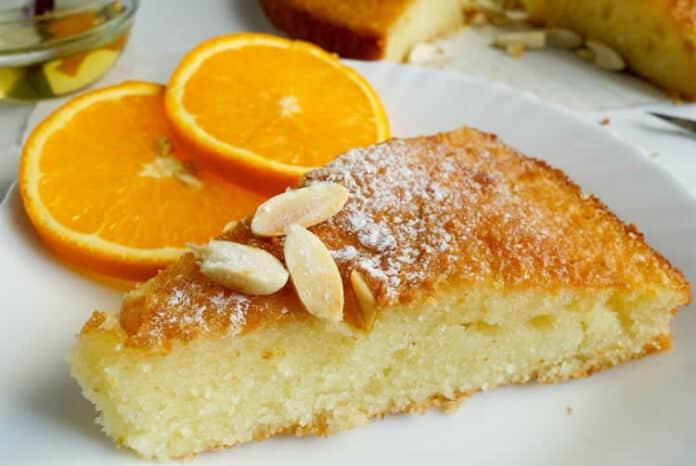 Gâteau à la semoule et orange au cookeo