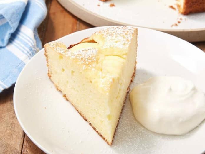 Recette gâteau aux pommes facile