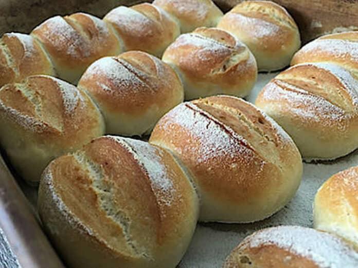 Recette petits pains au thermomix