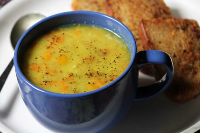 Soupe Dhal au cookeo