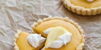 Tartelettes au citron faciles