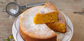 Cake aux carottes léger W Watchers