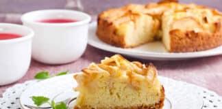 Gâteau aux pommes facile rapide