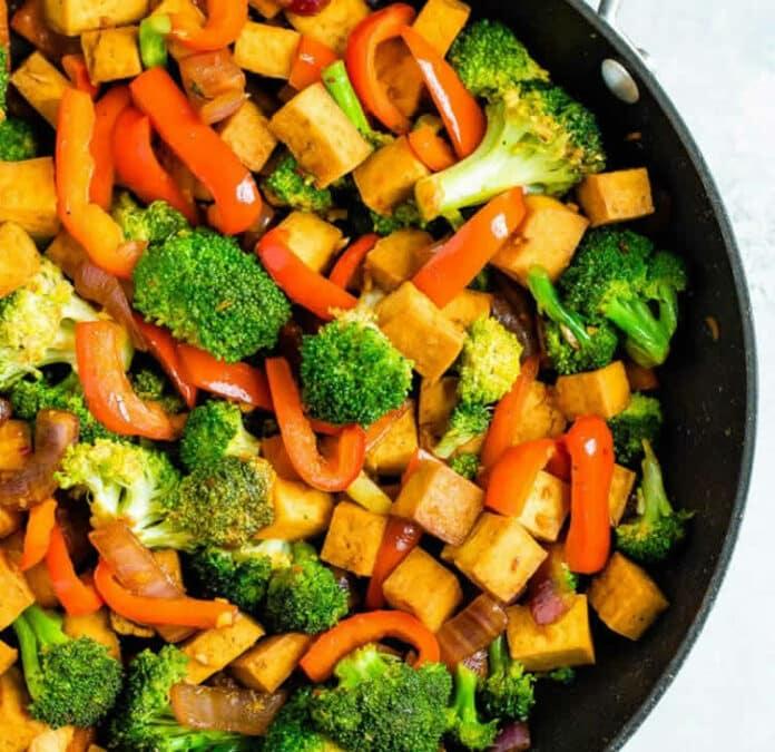 Poêlée de légumes W Watchers