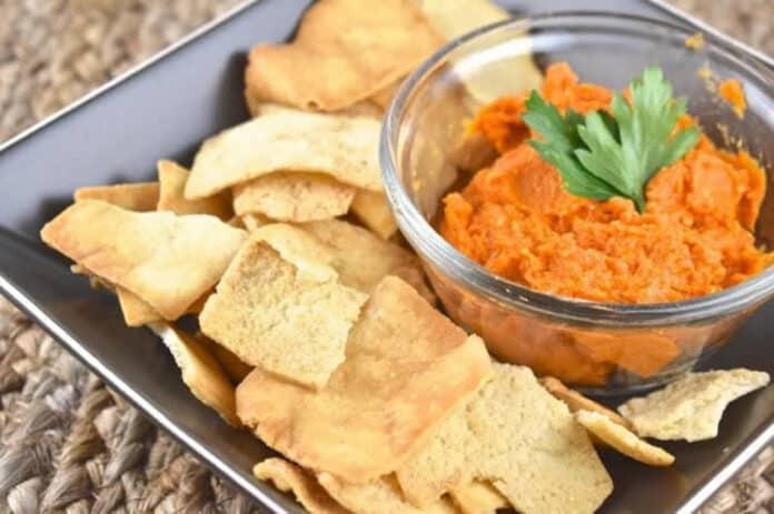 Tartinade de carotte pour 4 personnes au thermomix