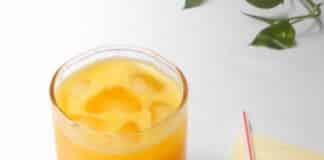jus détox poires et oranges
